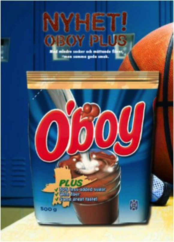 Ovrigt historia O'boy plus